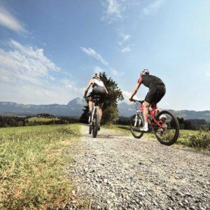 Mit dem E-Bike in die Alpen