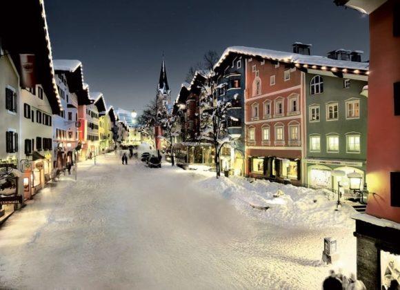 Weihnachtszauber in Kitzbühel