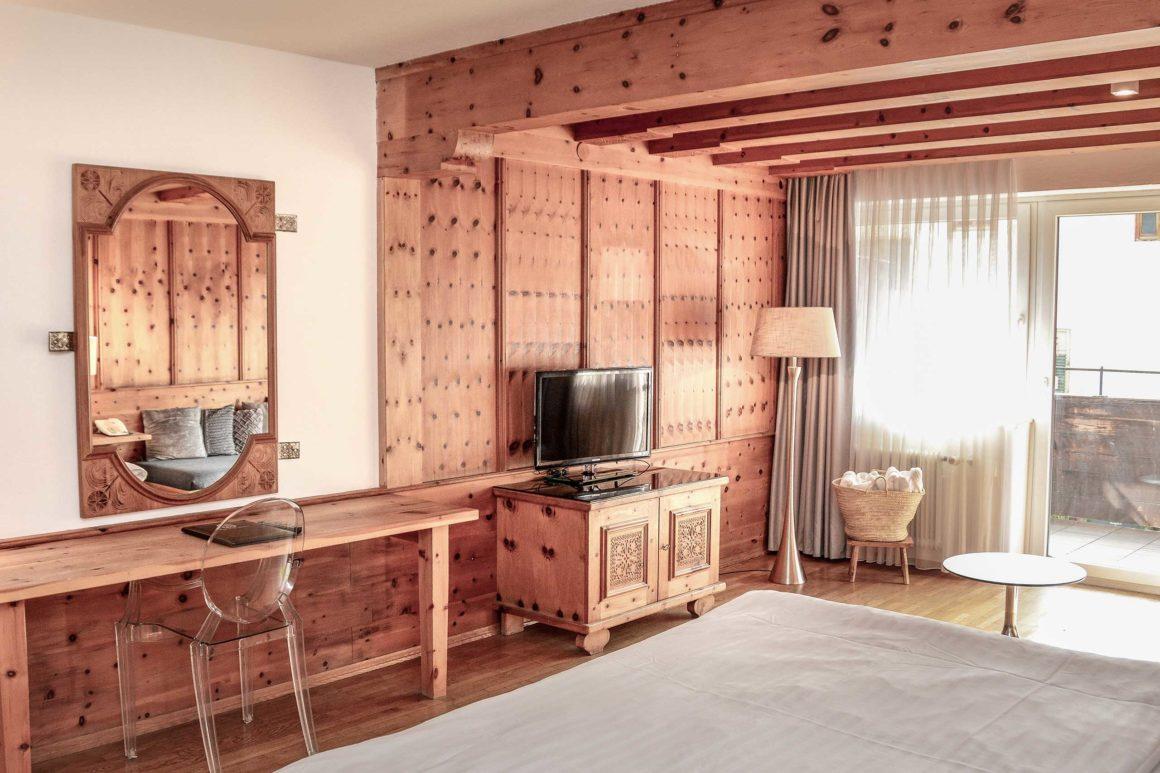 Doppelzimmer Hahnenkamm